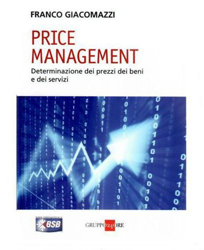 Libro Price management di Franco Giacomazzi