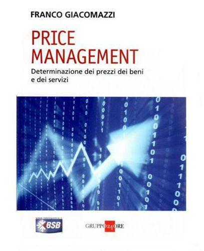 Libro Price management di Franco Giacomazzi